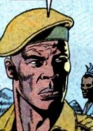 Jeremy Mchele (Earth-616)