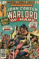 John Carter Warlord of Mars Vol 1 6