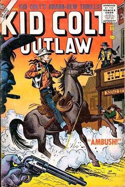 Kid Colt Outlaw Vol 1 68