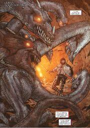 Lernean Hydra (Earth-616) vs. Hercules Panhellenios (Earth-616) from Incredible Hercules Vol 1 113 001.jpg
