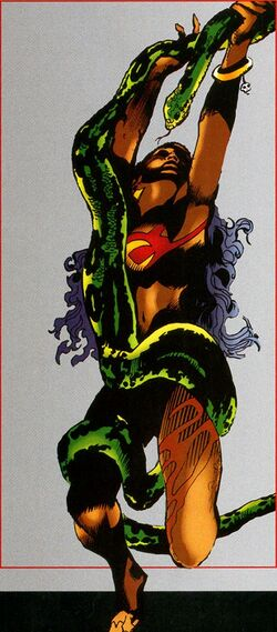 Marie Laveau (Earth-616) from Official Handbook of the Marvel Universe Horror 2005 Vol 1 1 001.jpg