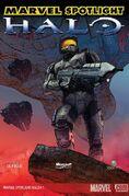 Marvel Spotlight Halo Vol 1 1