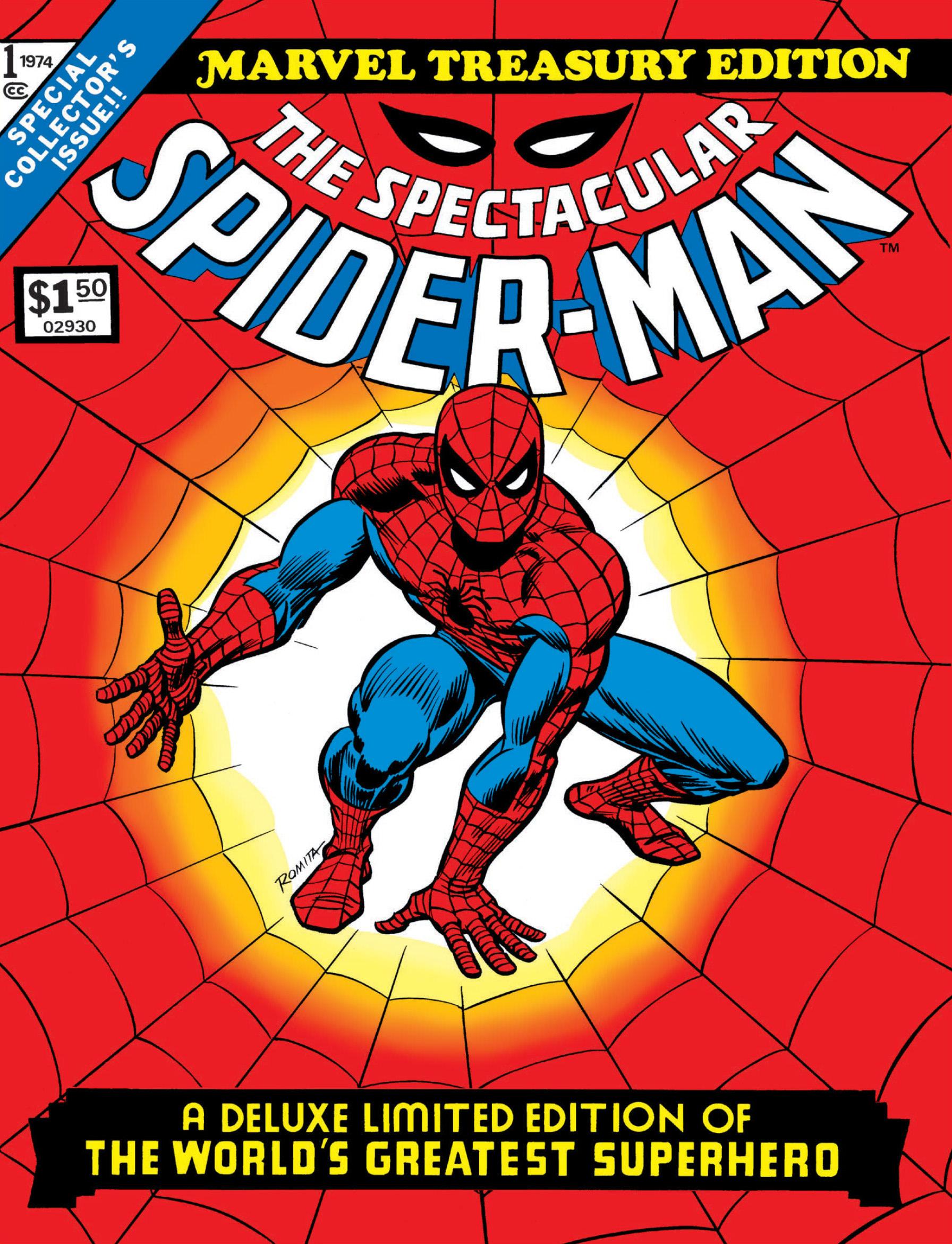 Marvel Treasury Edition Vol 1