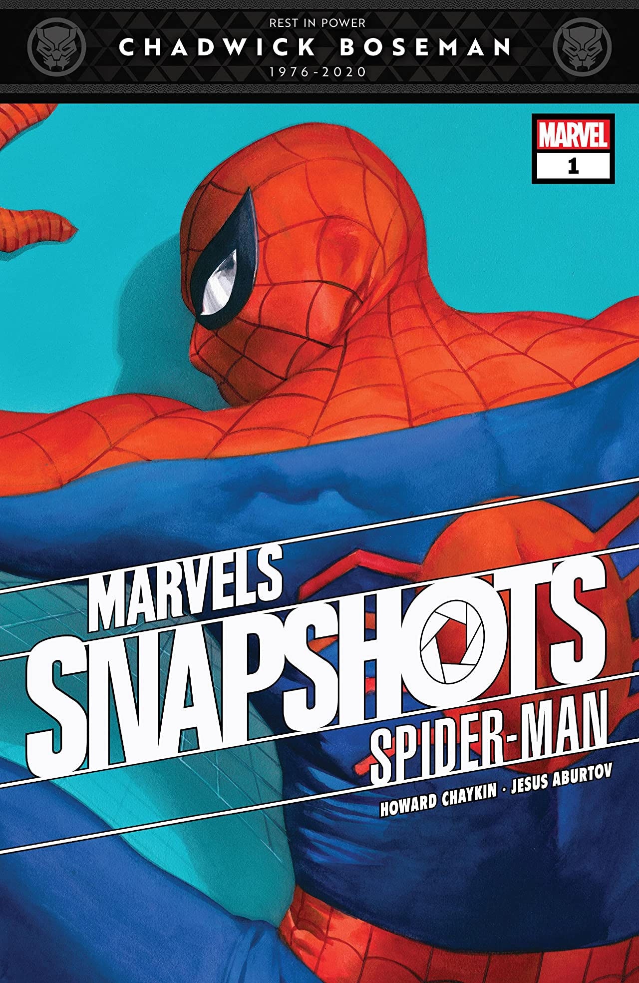 Marvels Snapshots: Spider-Man Vol 1
