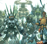 New Mutants (Forge) (Earth-616)