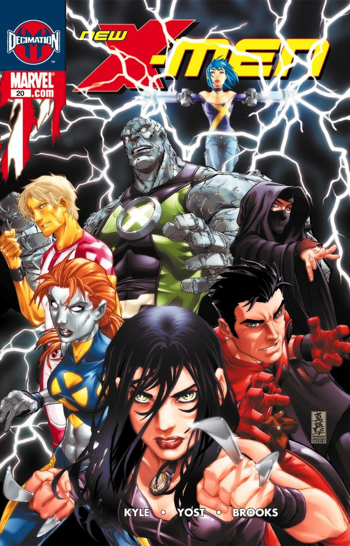 New X-Men Vol 2 20