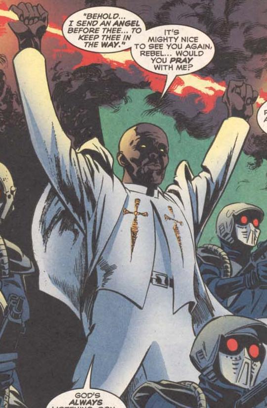 Parson (Heroes Reborn) (Earth-616)