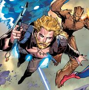 Peter Quill (Earth-616) from Guardians of the Galaxy Vol 6 13 001
