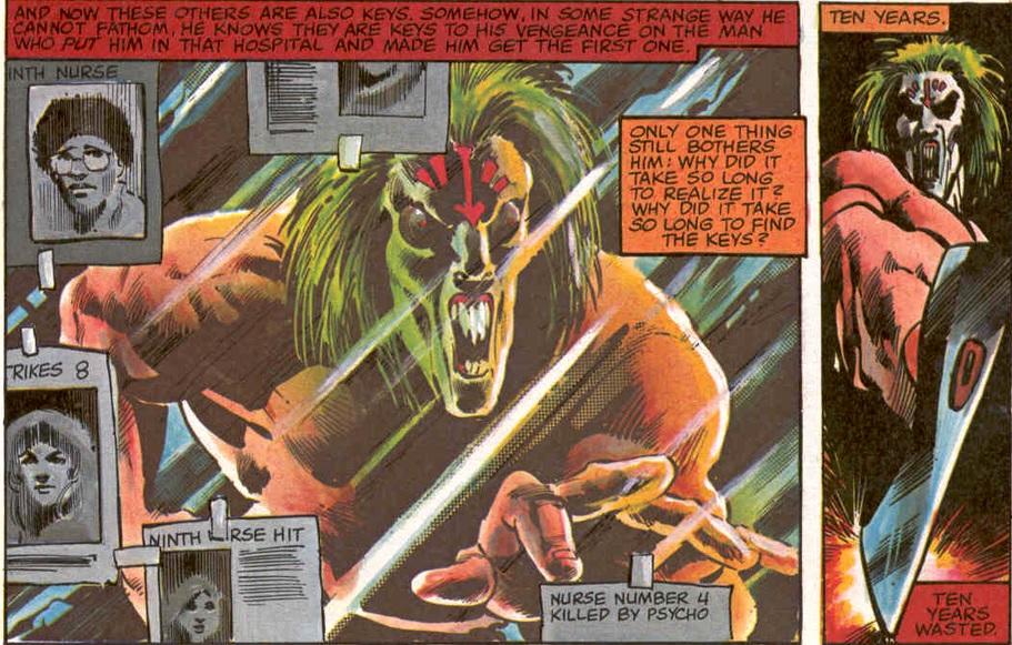 Randall Spector (Impostor) (Earth-616)
