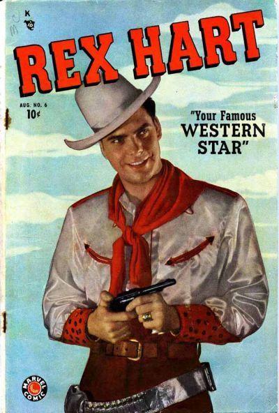 Rex Hart Vol 1