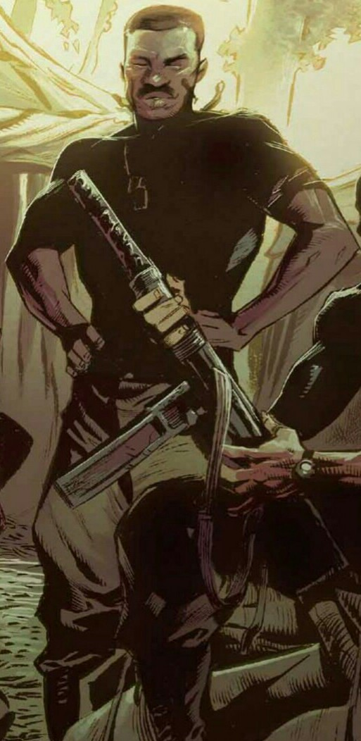 Rex Strickland (Earth-616)