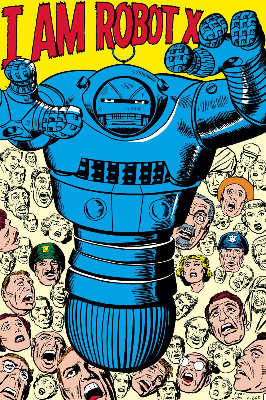 Robot X (Earth-616)