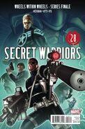 Secret Warriors Vol 1 28