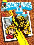 Secret Wars II (UK) Vol 1 36