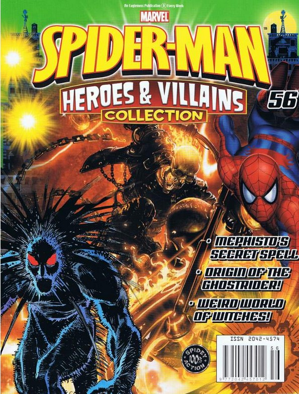 Spider-Man: Heroes & Villains Collection Vol 1 56