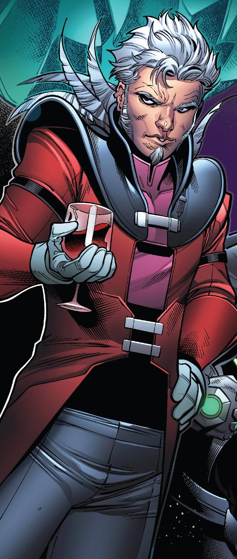 Taneleer Tivan (Earth-616)