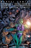 Thing She Hulk The Long Night Vol 1 1