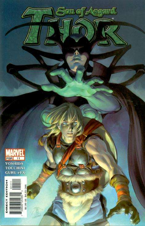 Thor: Son of Asgard Vol 1 11