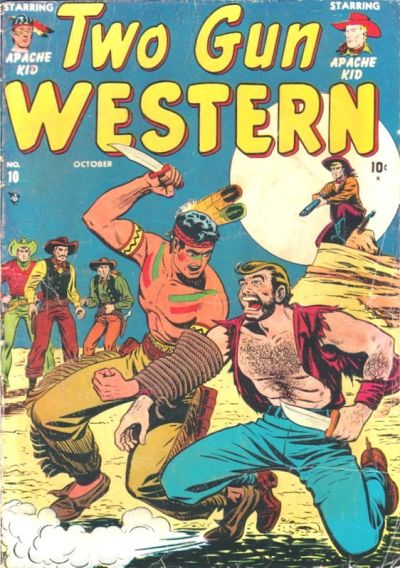 Two-Gun Western Vol 1 10