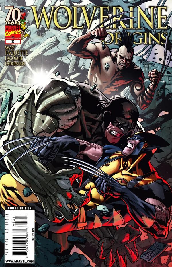 Wolverine: Origins Vol 1 32