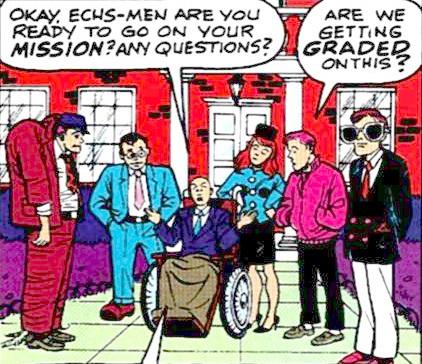 Xavier School for Hormonally Overactive Adolescents (Earth-9047)