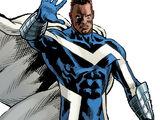 Blue Marvel's Suit