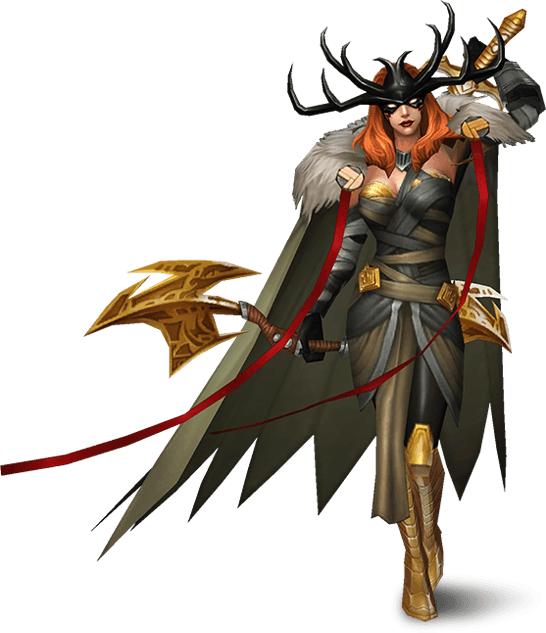 Aldrif Odinsdottir (Earth-TRN012)