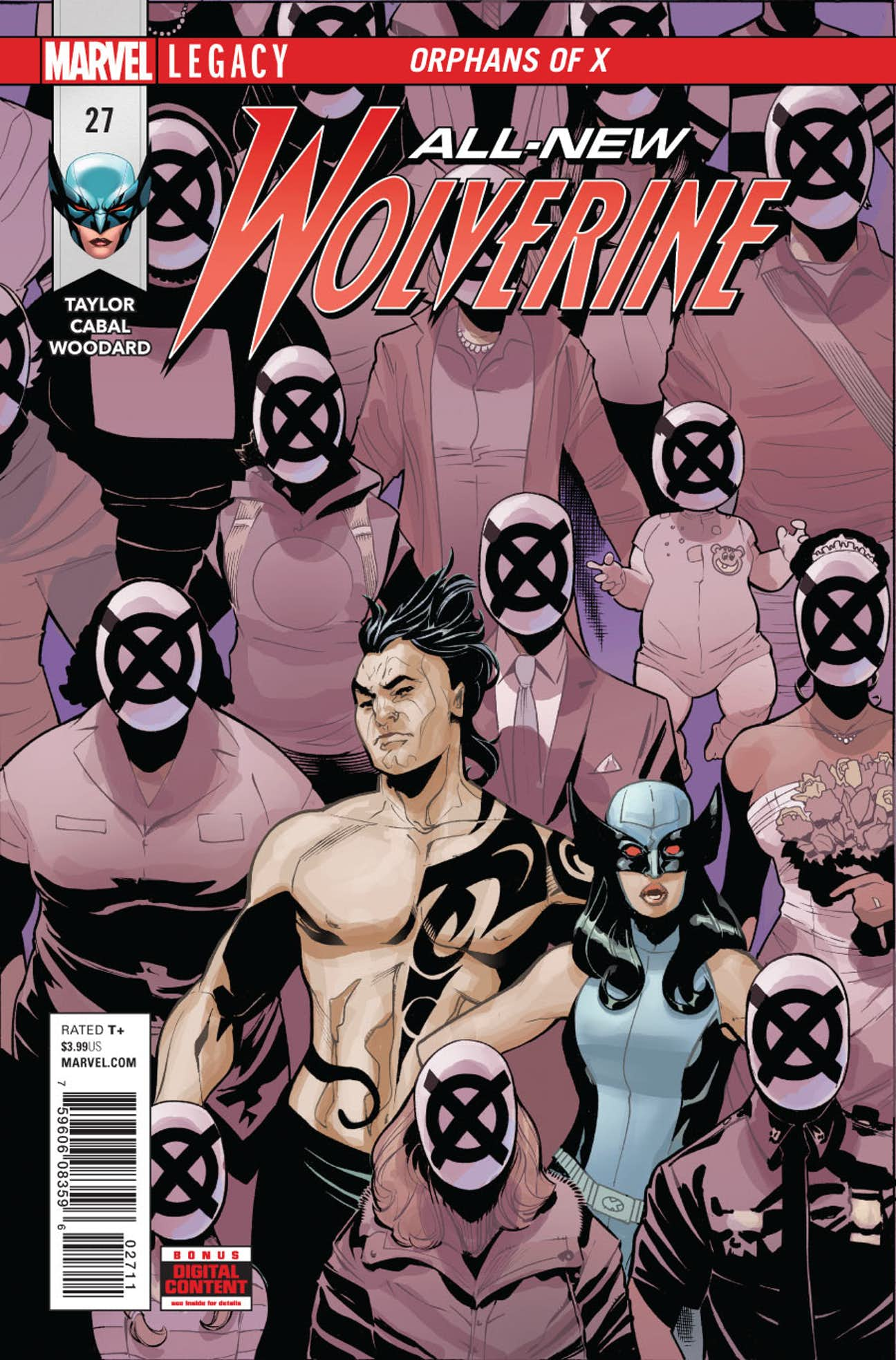 All-New Wolverine Vol 1 27