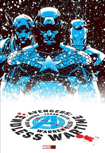 Avengers: Endless Wartime Vol 1 1