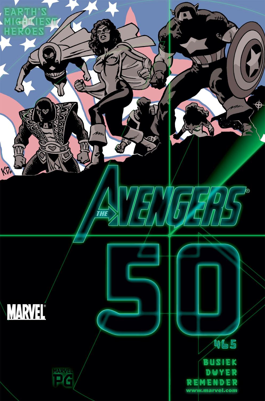 Avengers Vol 3 50