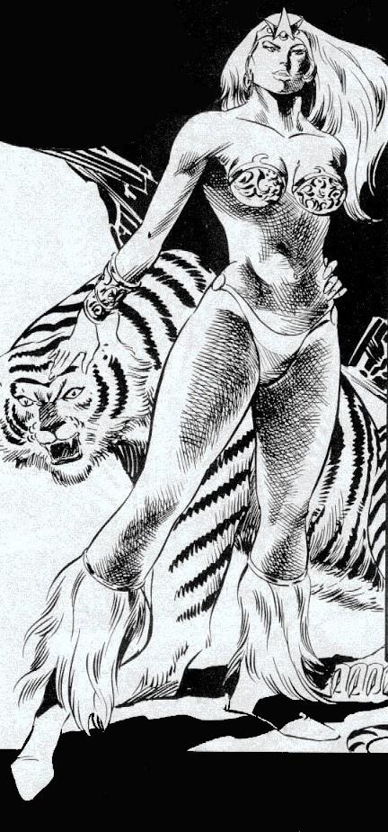 Bengala (Earth-616)