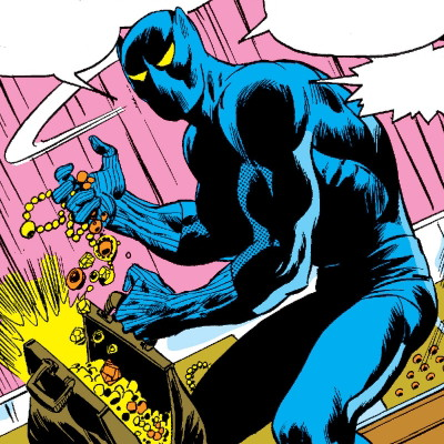 Black Panther (Impostor) (Earth-616)