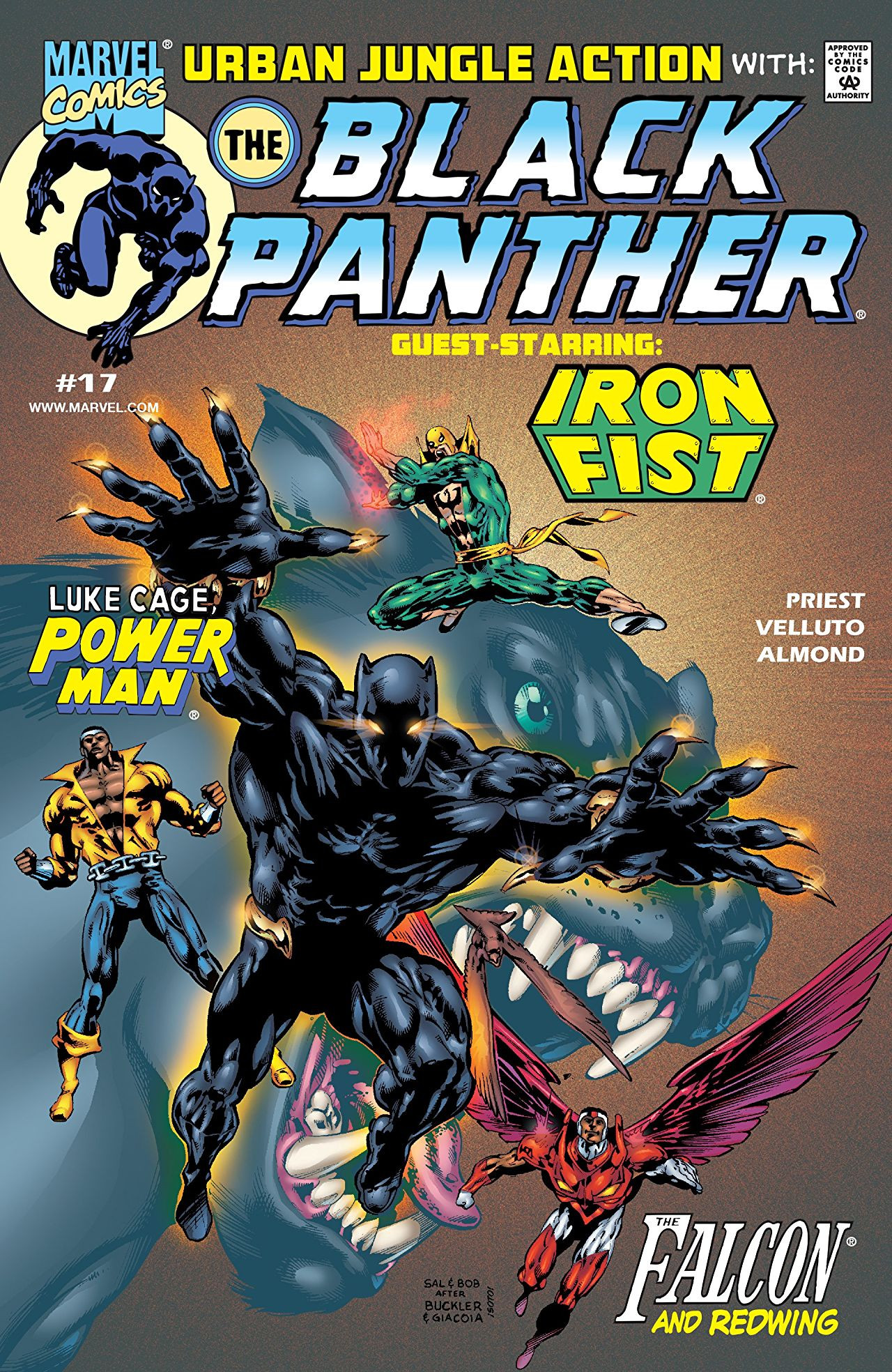 Black Panther Vol 3 17