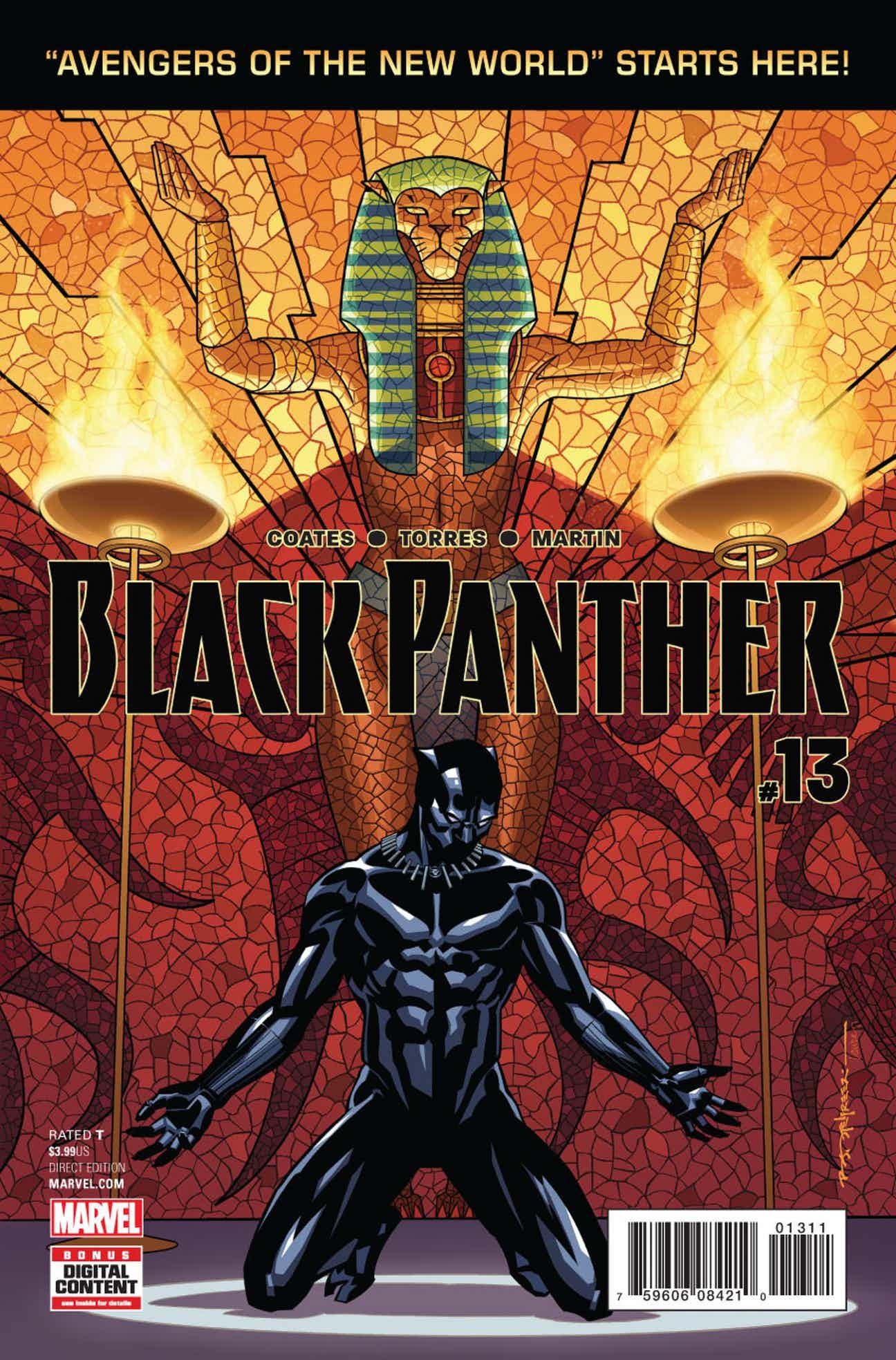 Black Panther Vol 6 13
