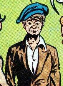 Benny Elton (Earth-616)