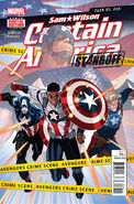 Captain America Sam Wilson Vol 1 8