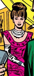 Claire Gideon (Earth-616)
