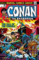 Conan the Barbarian Vol 1 26