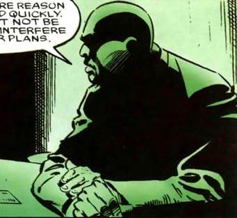 Councilman Four (Deltite) (Earth-616)