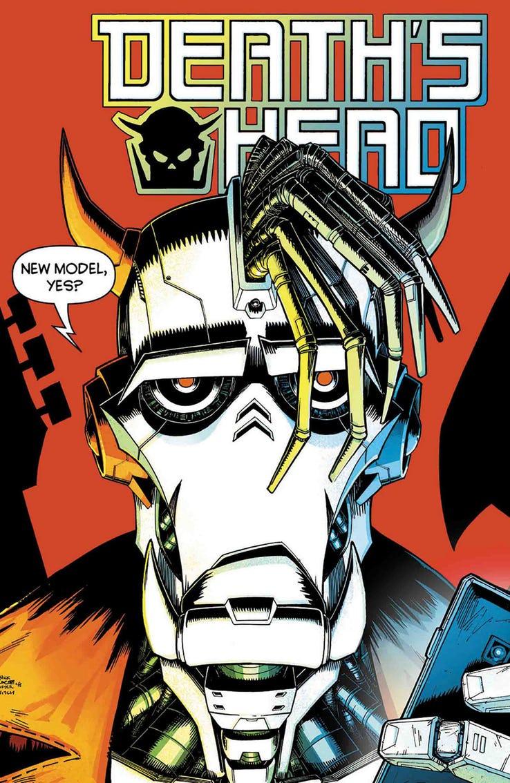Death's Head V (Earth-616)