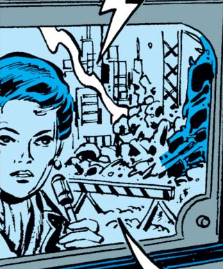Dinah Chapin (Earth-616)