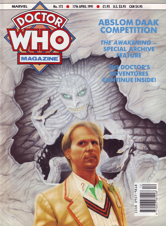 Doctor Who Magazine Vol 1 172