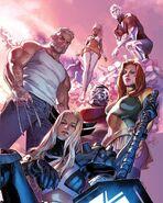 Extraordinary X-Men Vol 1 3 Mann Variant Textless