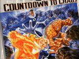 Fantastic Four: Countdown To Chaos (Novel)