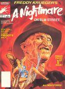 Freddy Krueger's A Nightmare on Elm Street Vol 1 1