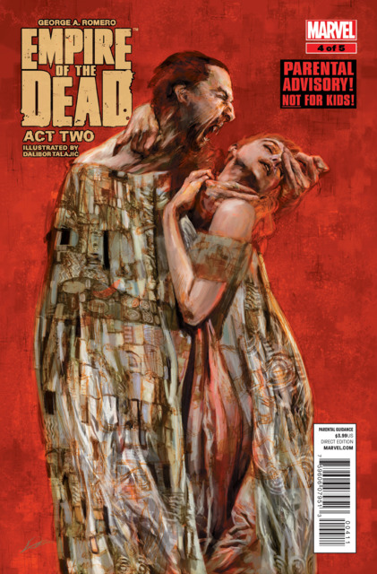 George Romero's Empire of the Dead: Act Two Vol 1 4
