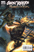 Ghost Riders Heaven's on Fire Vol 1 4