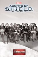 Guidebook to the Marvel Cinematic Universe - Marvel's Agents of S.H.I.E.L.D. Season Three Marvel's Agent Carter Season Two Vol 1 1