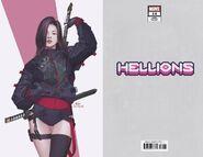 Hellions Vol 1 14 Asian American and Pacific Islander Heritage Virgin Wraparound Variant