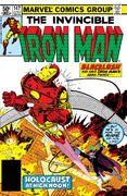 Iron Man Vol 1 147